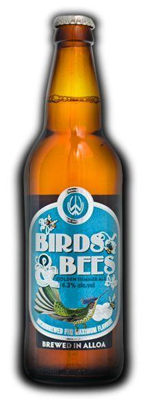 Birds & Bees (4,3%vol) - Williams Bros. Brewing Co. Alloa
