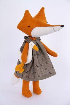 Gina the fox