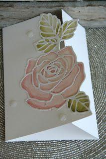 Stempelkeller: Rosengruß zum Muttertag