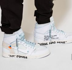 941229084e39 All-White Virgil Abloh x Nike Air Jordan 1 Is Officially Unveiled ...