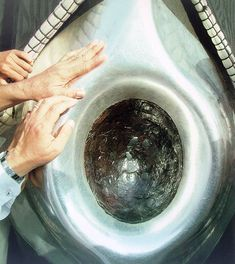 The Black Stone (Arabic: الحجر الأسود #al-Ḥajar al-Aswad) is the eastern…