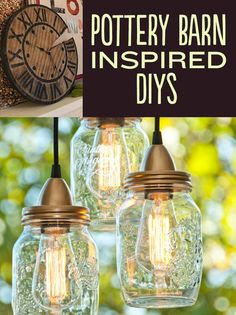 21 Pottery Barn-inspired Diys