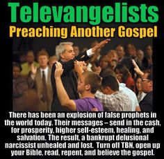 JOEL OSTEEN- I'M CALLING YOU OUT! Read the Bible and the missing books of the Apocrypha read ,study ,Repent and follow the Commandments;-)