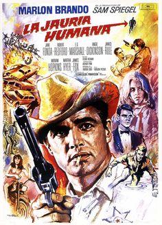Jauría Humana (The Chase),1966, Arthur Penn