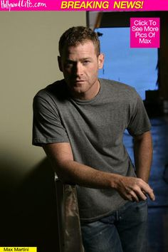 Max Martini Cast As Jason Taylor In '50 Shades Of Grey'