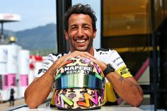 Ricciardo F1, Daniel Ricciardo, Ricky Bobby, Thing 1, F1 Drivers, Lewis Hamilton, Formula One, Grand Prix, Honey Badger