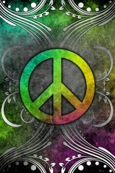 Hippie Love, Hippie Chick, Hippie Art, Hippie Style, Peace Sign Art, Peace Signs, Give Peace A Chance, Peace And Love, Flower Power
