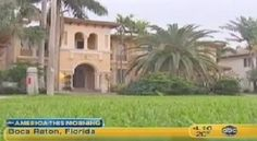 Squatter Living in Florida Mansion … Legally