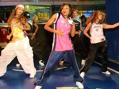 Female Athletic Jerseys | 15 Important '90s Hip-Hop Fashion Trends You Might Have Forgotten