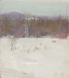 Neil Riley Winter Pasture