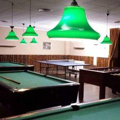 #Restaurante #Royalty en #Benicàssim: cafetería, restaurante y sala de #juegos todo en uno. #billar