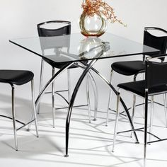 Chintaly Elaine Counter Table