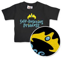 ThinkGeek :: Self-Rescuing Princess - Kids