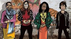 New augmented reality comic book shows the resilience of acid attack survivors Read more Technology News Here --> http://digitaltechnologynews.com  As an acid attack survivor Monica Singh once found it incredibly difficult to look in the mirror. Her scarred skin brought her back to the day men poured a bucket of acid on her in Lucknow India  a violent retaliation for her rejection of a marriage proposal.  More than half of Singh's body was burned instantly altering her appearance forever…