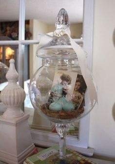 27 Charming Vintage Easter Décor Ideas | DigsDigs
