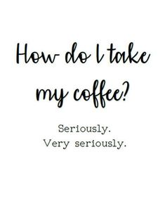 Coffee Quotes To Boost Your Day! Everyone loves a hot cup of coffee in the morning. Or an iced coffee on a humid summer day. So, let's celebrate our favorite drink with some good coffee quotes! Coffee Talk, Coffee Is Life, I Love Coffee, Coffee Coffee, Coffee Beans, Coffee Icon, Starbucks Coffee, Coffee Lovers, Coffee Drinks