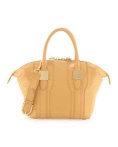 Morrison Small Tote Bag, Maize by Rachel Zoe at Last Call by Neiman Marcus.