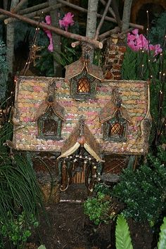 Fairy Houses for the Garden | Garden Fairy House | Fairy Gardens