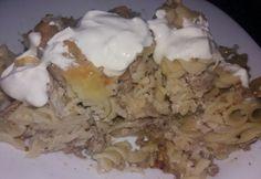 Húsos tészta sütőben Fusilli, Bologna, Grains, Rice, Food, Essen, Meals, Seeds, Yemek