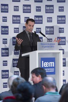 Conférences / Ateliers Presse  Voeux à la Presse (2013)
