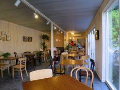 倉敷に南国風カフェ-店舗は海上輸送用コンテナ利用、サンドイッチ主力に [フォトフラッシュ]   倉敷経済新聞
