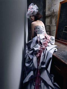 wedding idea / Kiko Mizuhara