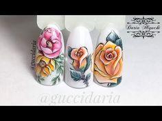 Весенние Цветы! Флористика! Дизайн Ногтей! - YouTube