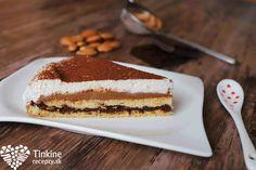 Kinder bueno torta (tribitka) Tiramisu, Cake Recipes, Sweet Tooth, Cheesecake, Sweets, Cooking, Ethnic Recipes, Food, Cakes
