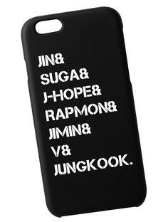 BTS Name Case