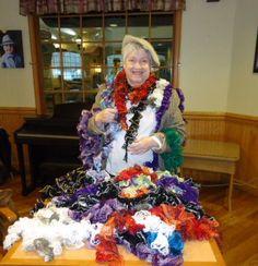 Resident Artist: Cecelia - Heritage at Dover Senior Living Community, DE