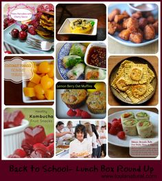 Back to School- Lunch Box Round Up - Giving you the Strength to be YOUR Best