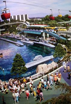 Tomorrow Land of yesteryear!