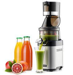 Kuvings Whole Fruit Commercial Slow Juicer Chef Juicer For Sale, Commercial Juicer, Centrifugal Juicer, Best Juicer, Juicer Recipes, Korea, Kitchen Gadgets, Fruit, Bottle