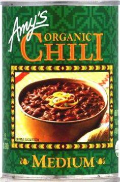 Amy's Chili Organic