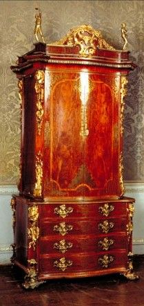 The Channon Cabinet London 1750