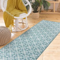 Rugs are an essential part of home decor and can truly bring a room's style and design sense together. Visit our website and check out our exclusive collection of rugs and decorative vinyl floor mat!