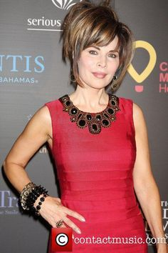 Lauren Koslow Hairstyle Color Hair | Lauren Koslow, Daytime Emmy Awards
