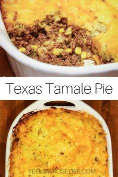 Texas Tamale Pie