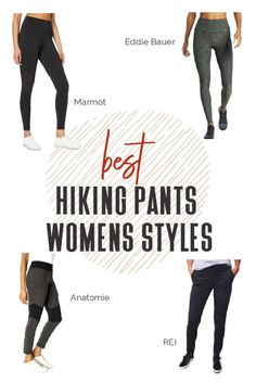 When you're hitting the trails you need trousers that are tough but still lightweight to move in (and also look cute!). TFG is sharing the top hiking pants women love that are sturdy yet nice enough to wear off-trail too! #TravelFashionGirl #TravelFashion #TravelPants #hikinggear #womenshikingpants #capsulewardrobe