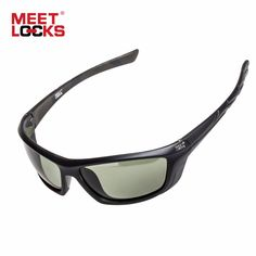 30b562ff23 MEETLOCKS Polaroid Cycling Glasses Sports Sunglasses