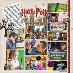 Harry Potter - Scrapbook.com