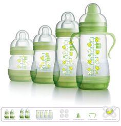 MAM Anti-colic Eco Baby Bottle 15 Piece Starter « Clothing Impulse