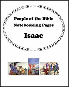 NEW BIBLE DOWNLOADS available! People of the Bible Notebooking pages ~ Just added Gideon and Isaac. Previews available! Download Club members can download @ http://www.christianhomeschoolhub.com/pt/People-of-the-Bible-Notebooking-Pages/wiki.htm Not a Download Club member? Annual and Lifetime subscriptions available @ http://www.christianhomeschoolhub.com/?page=base&cmd=signup   #Christian #homeschool