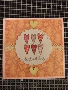 Craftwork Cards hearts
