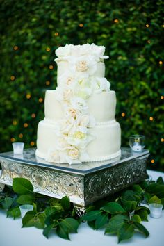 I can't wait to do this one day. Future wedding cake idea?