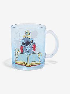 Disney Lilo & Stitch Duckies Glass Mug - BoxLunch Exclusive,