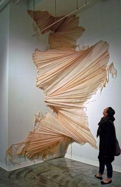 Carlie Trosclair Installation 2