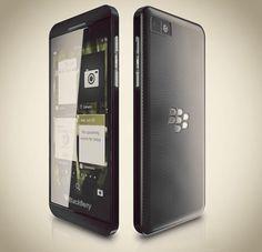 Encore un peu de BlackBerry Z10