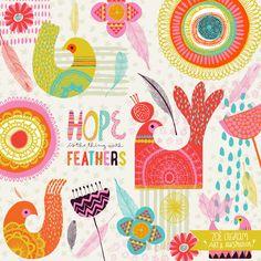Hope  |  Zoe Ingram Art & Illustration  |  zoeingram.com