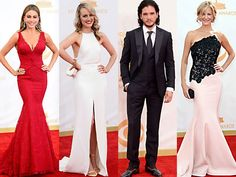 Emmys Best Dressed: Anna Gunn And Sofia Vergara Know How To Fill Out Our Screens | Celebrity Gossip + Entertainment News | VH1 Celebrity